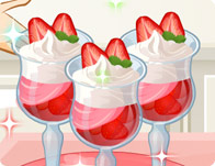 Sara's Strawberry Parfait