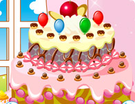 Bake Birthday Cake Cooking Games - Cake birthday games