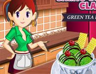 Tea Ice Cream: Sara's Cooking Class