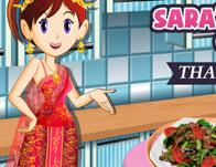 Thai Beef Salad Sara's Cooking Class