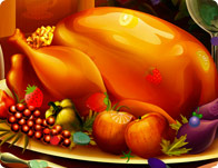 Thanksgiving Feast Hidden Object