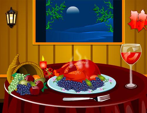 Thanksgiving Turkey Feast