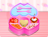 Valentine Day Lunch Box