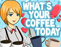 What's your coffee?